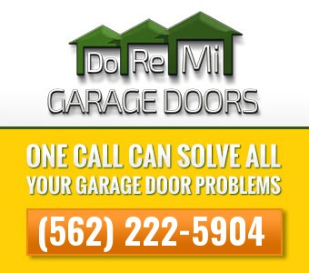Beau DoReMi Garage Door