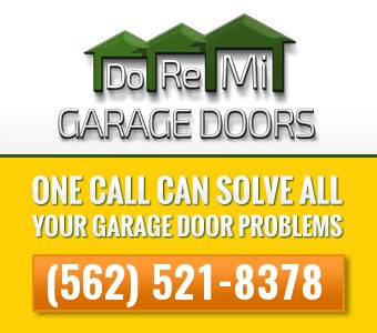 Doremi Door   Garage Door Repair Orange County Area